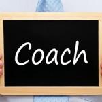 Coach - Business Concept
